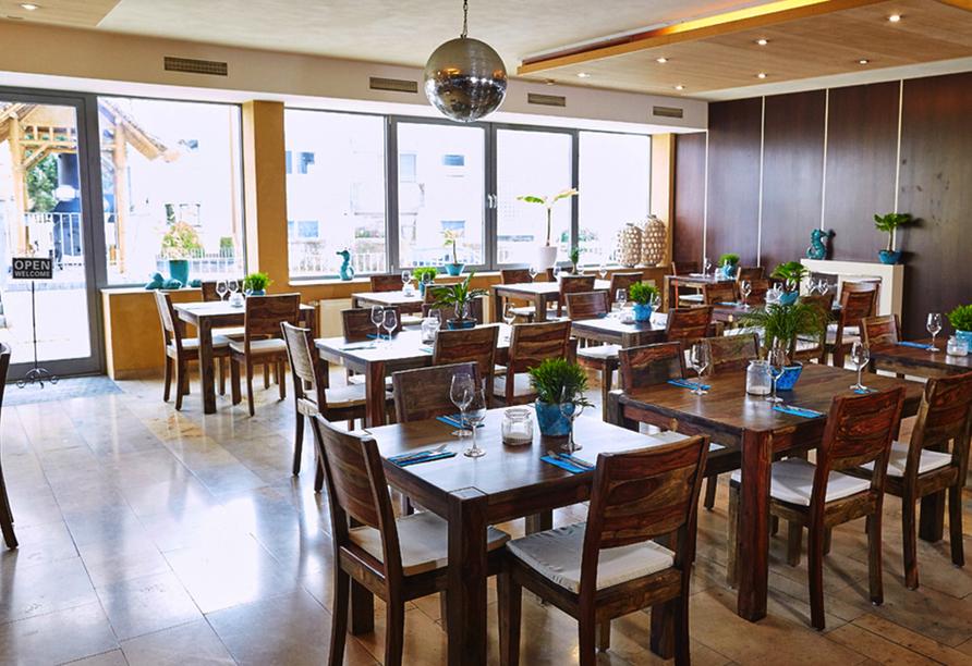 Ko'Ono Hotel & Restaurant, Konstanz, Bodensee, Restaurant