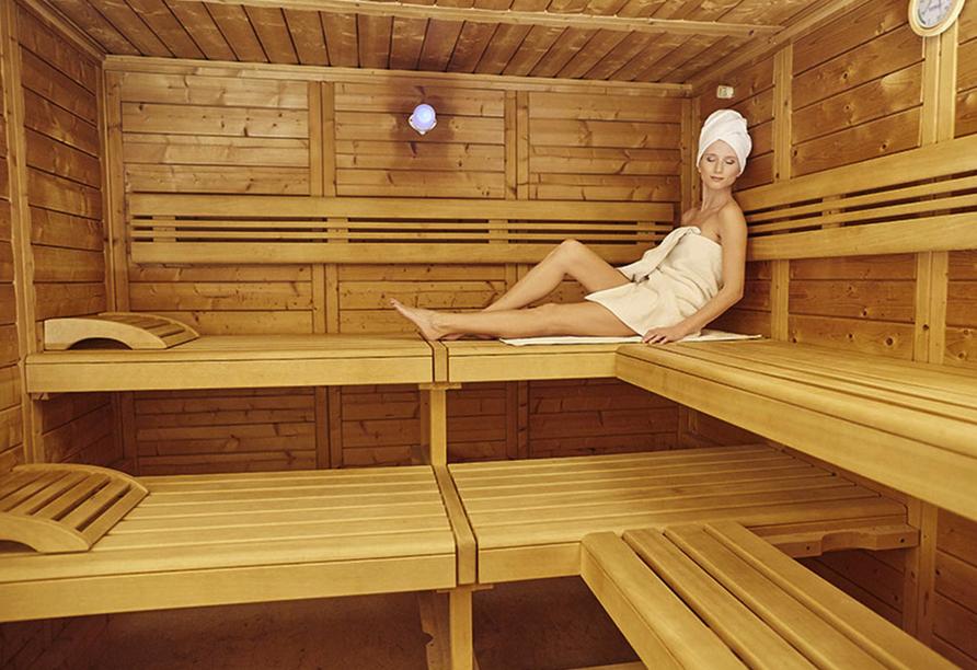 Ko'Ono Hotel & Restaurant in Konstanz am Bodensee, Finnische Sauna