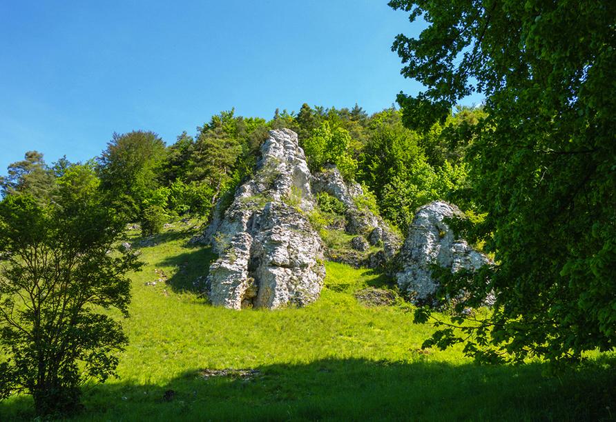 Gasthof Zum Goldenen Lamm & Gästehaus Garni Zur Sonne Treuchtlingen, Altmühltal-Panoramaweg