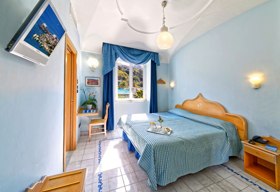 Hotel Punta Imperatore Forio d'Ischia, Zimmerbeispiel