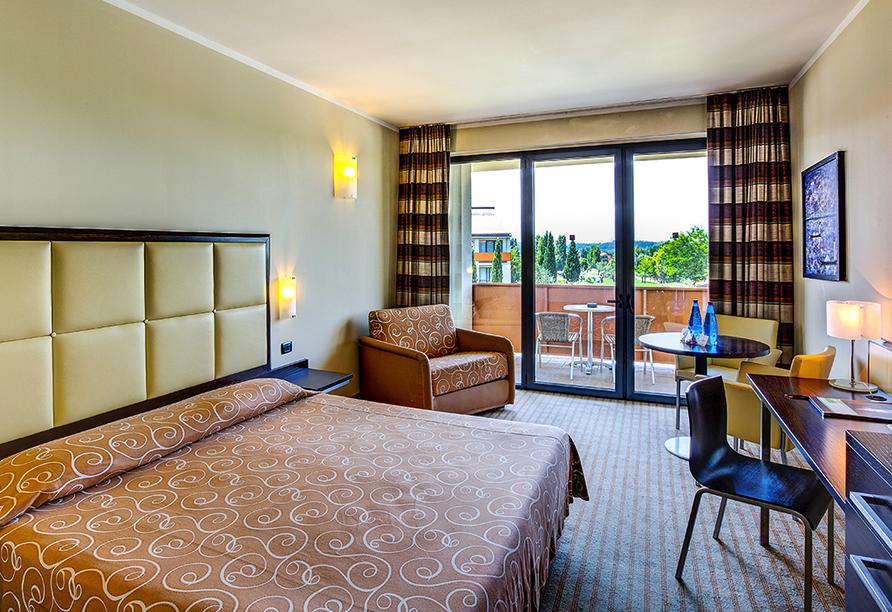 Parc Hotel in Peschiera, Zimmerbeispiel
