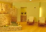 Parc Hotel in Peschiera, Wellnessbereich
