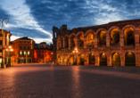 Parc Hotel in Peschiera, Verona