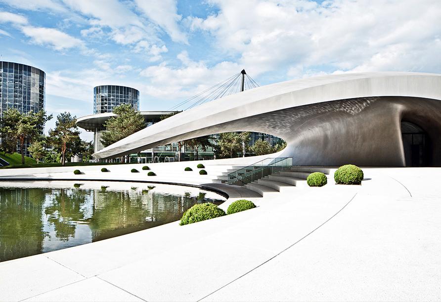 Courtyard by Marriott Hotel Wolfsburg, Porsche Pavillon