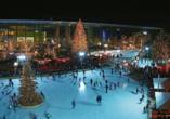 Autostadt Wolfsburg, Winter