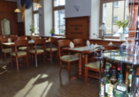 Hotel Goldner Loewe in Bad Köstritz, Restaurant