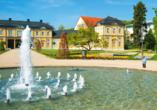Hotel Goldner Loewe in Bad Köstritz, Gera