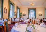 Ferien Hotel Villa Südharz, Restaurant