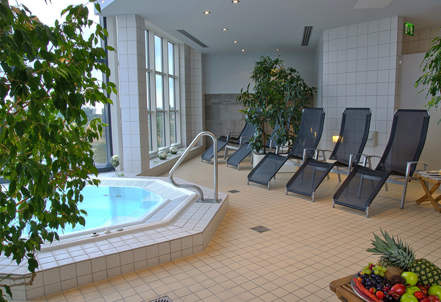 Atlanta Hotel International Leipzig, Wellness