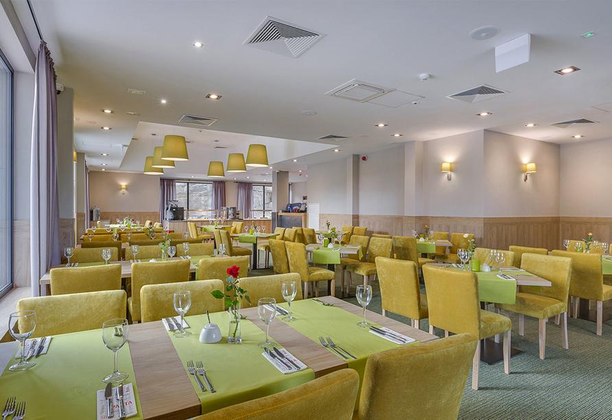 Blue Mountain Resort, Restaurant Green