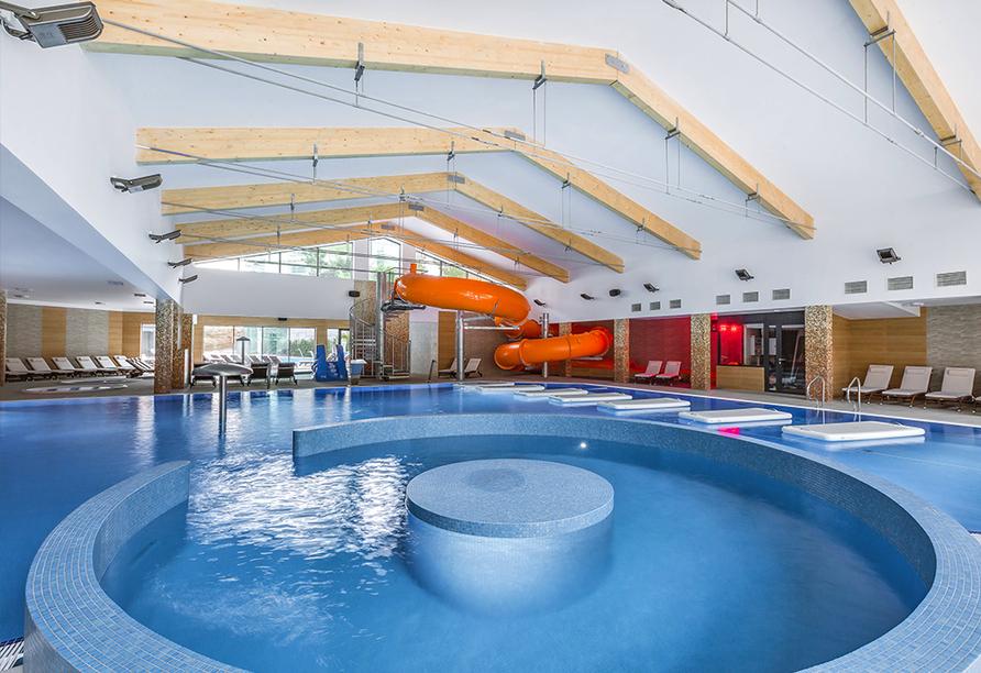 Blue Mountain Resort, Hallenbad