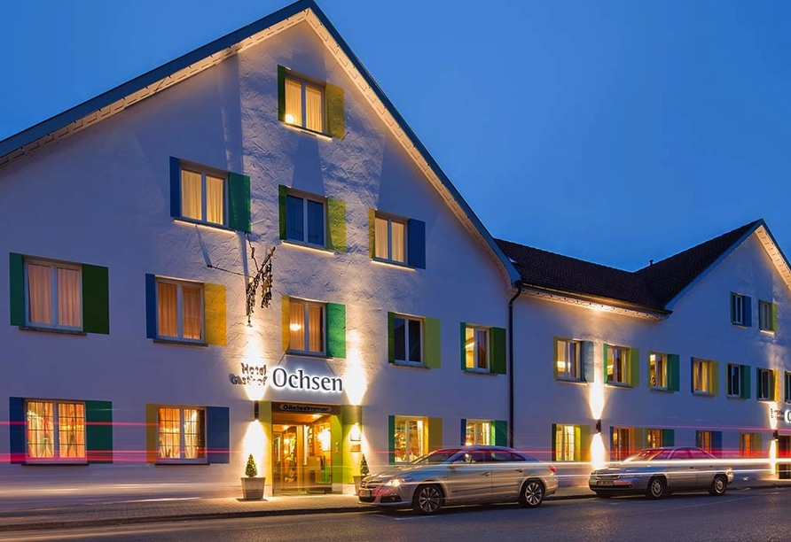 Hotel Ochsen in Kißlegg im Allgäu, Hotel