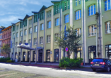 The Royal Inn Regent Gera in Thüringen, Außenansicht