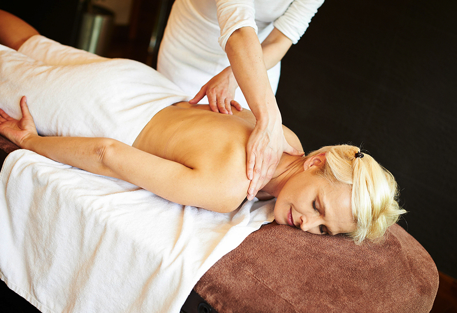 Akces Medical FIT&SPA, Kolberger Deep, Polnische Ostsee, Massage