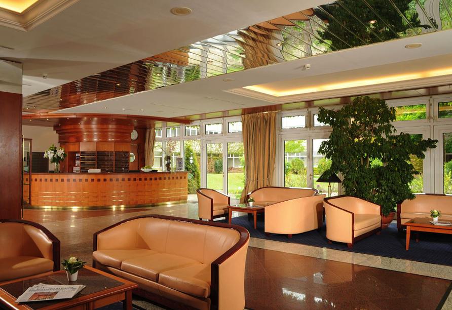 Hotel Müggelsee Berlin in Berlin Köpenick, Lobby