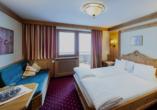 Alpenromantik-Hotel Wirler Hof in Galtür, Zimmerbeispiel Gorfenspitze