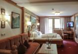 Alpenromantik-Hotel Wirler Hof in Galtür, Zimmerbeispiel Romantik