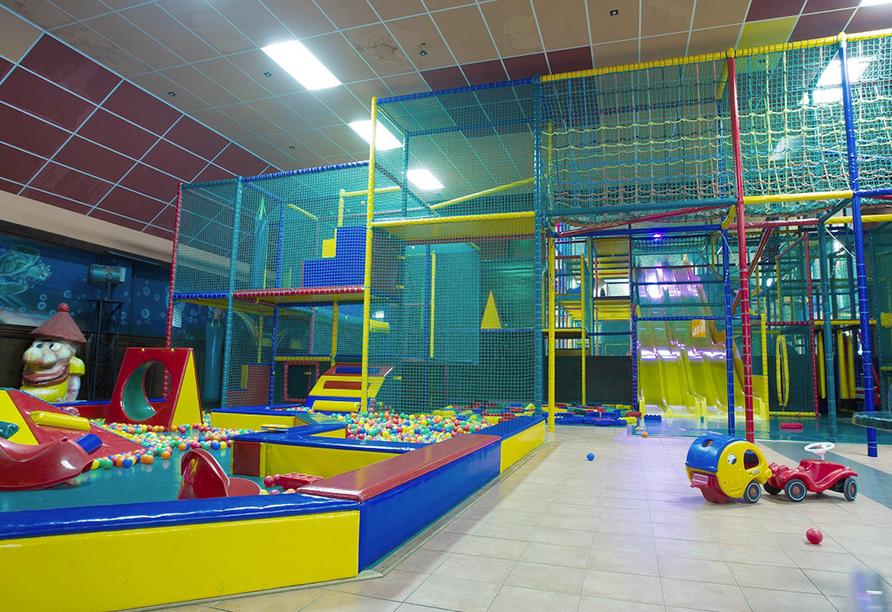 Ferienpark De Scherpenhof, Spielparadies