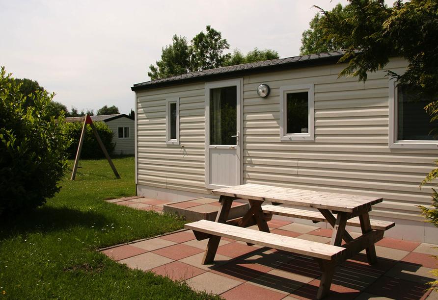 Ferienpark De Scherpenhof, Beispiel Chalet Standard