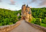 Hotel Pistono in Dieblich an der Mosel, Ausflugsziel Burg Eltz