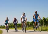 Hotel Pistono in Dieblich, Fahrradtour