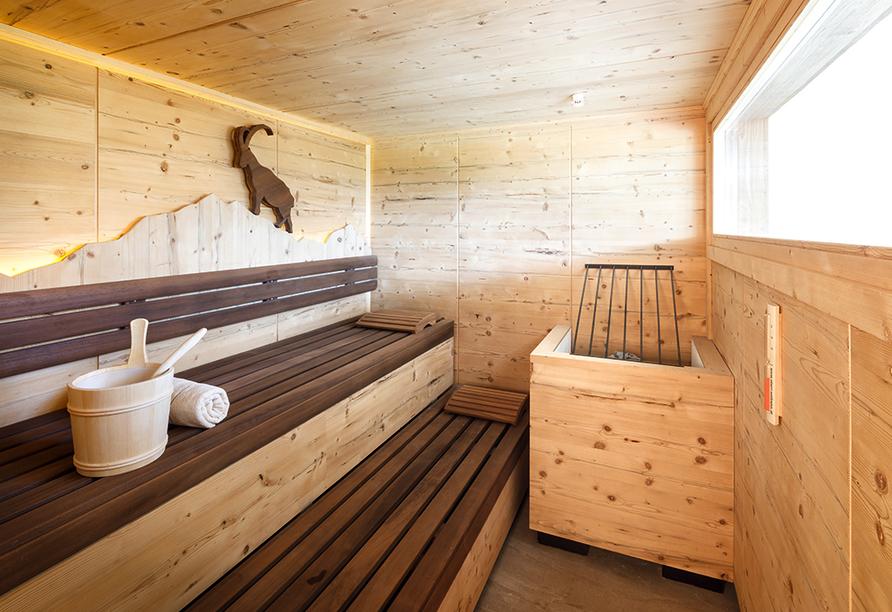 Hotel Leamwirt in Hopfgarten im Brixental, Sauna