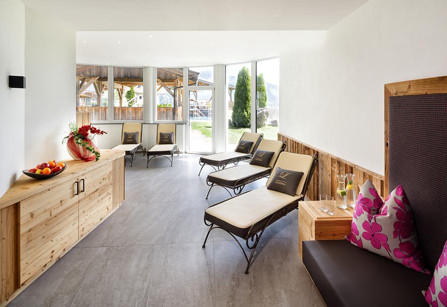 Hotel Leamwirt in Hopfgarten im Brixental, Ruheraum