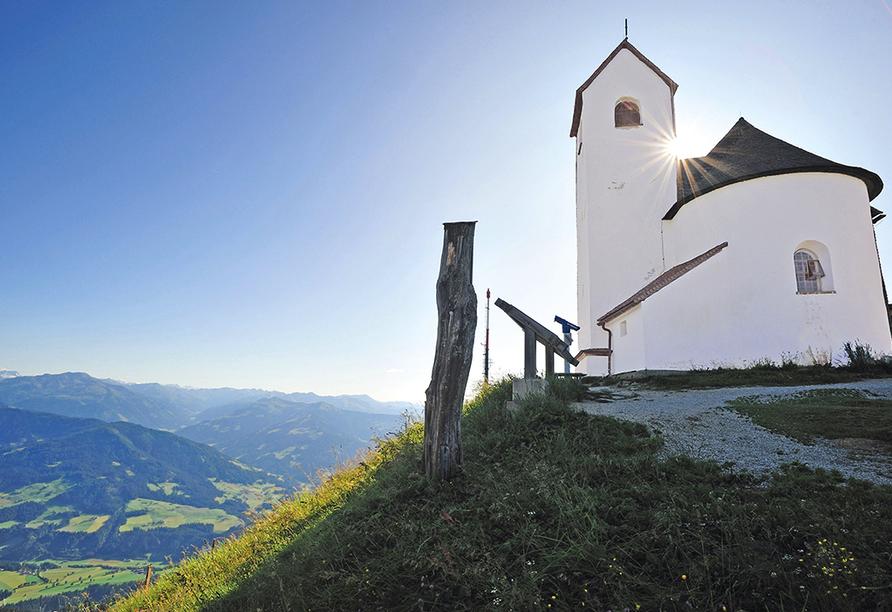 Hotel Leamwirt in Hopfgarten im Brixental, Wallfahrtskirche