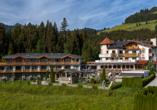 Hotel Leamwirt in Hopfgarten im Brixental, Außenansicht