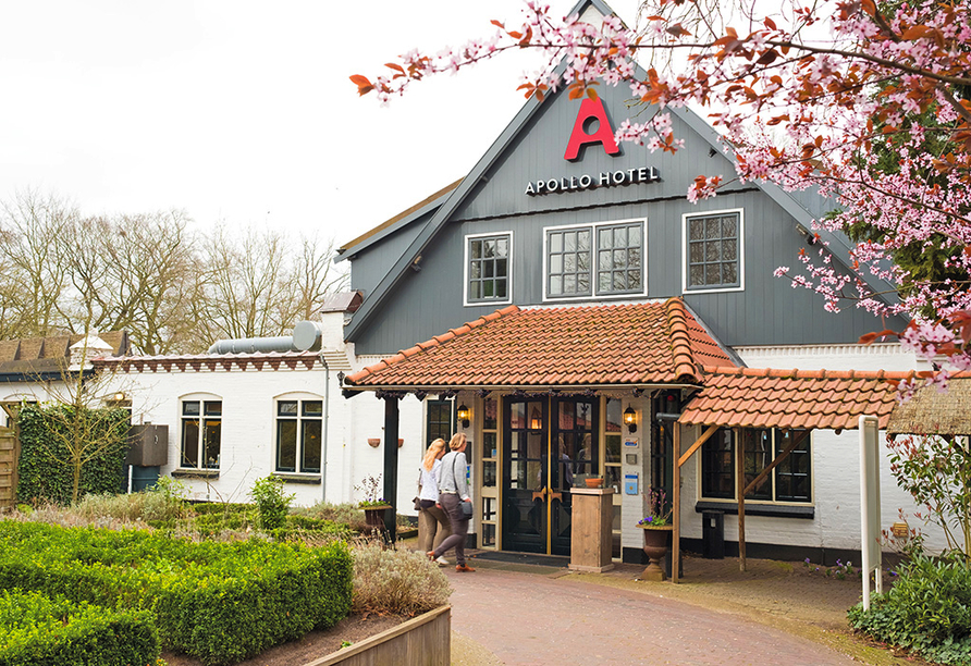 Apollo Hotel de Beyaerd Niederlande, Eingang