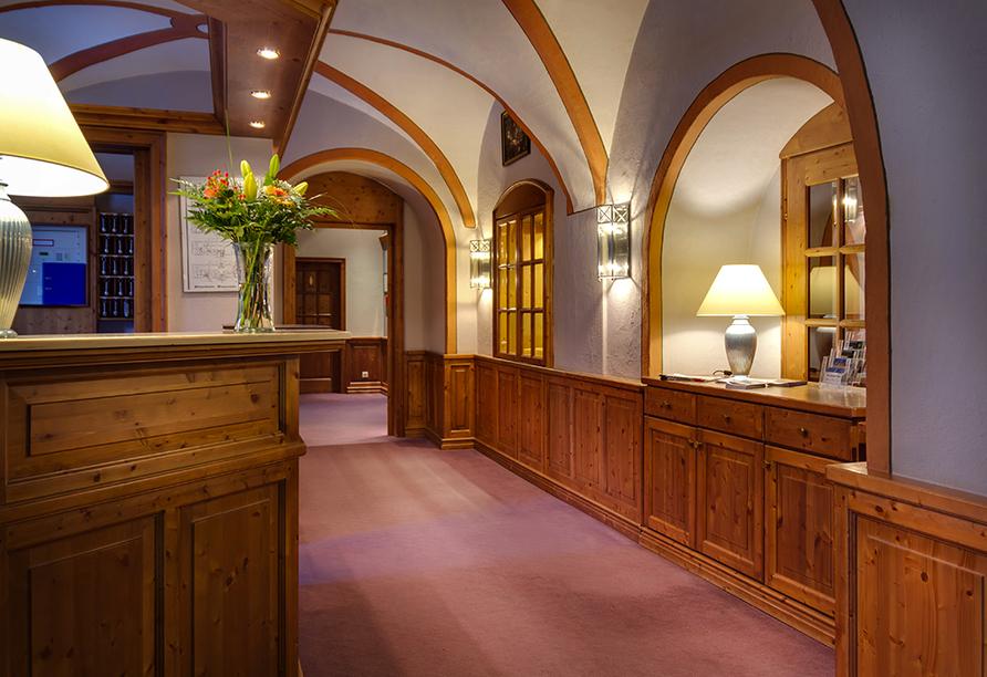 Hotel Himmelsscheibe & Schloss Nebra, Rezeption