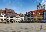 Hotel Himmelsscheibe & Schloss Nebra, Marktplatz Naumburg