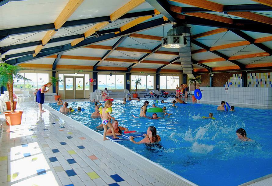 Roompot Ferienresort Cochem, Hallenbad
