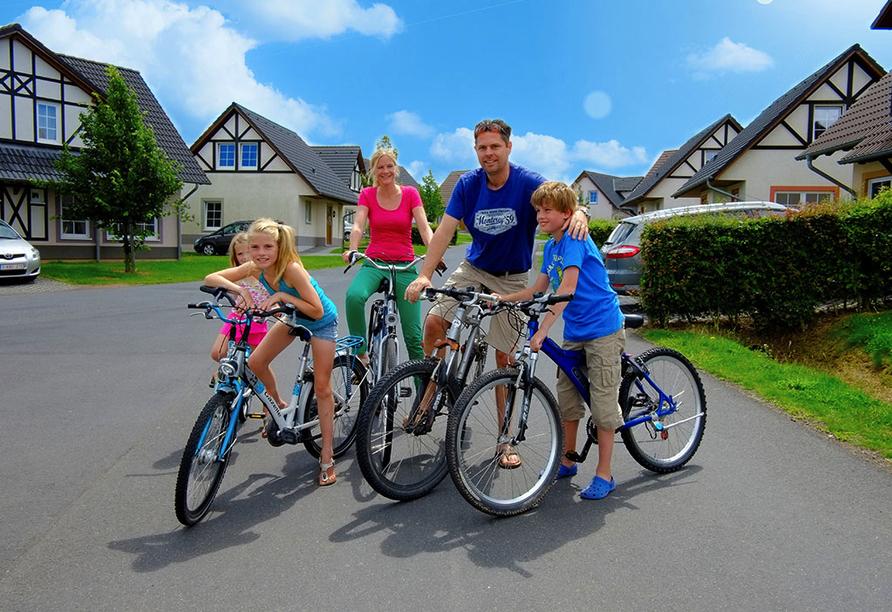 Roompot Ferienresort Cochem, Fahrrad