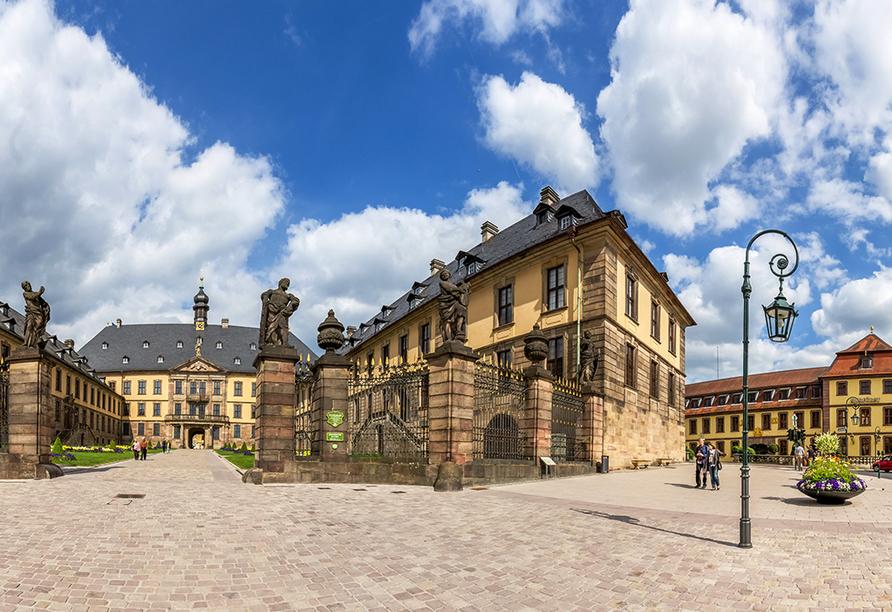 Hotel Zum Ritter in Fulda, Altstadt
