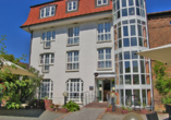 Hotel Bibermühle, Bad Bibra, Burgenlandkreis, Sachsen-Anhalte, Außenansicht