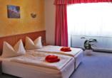 Hotel Bibermühle, Bad Bibra, Burgenlandkreis, Sachsen-Anhalte, Zimmer