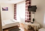 Schwanen Resort in Baiersbronn, Beispieldoppelzimmer
