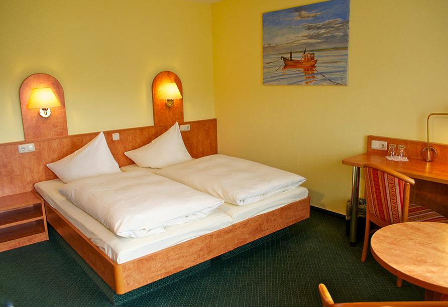 Hotel Pension Zum Himmel in Rubenow an der Ostsee
