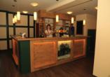 Hotel Pension Zum Himmel in Rubenow an der Ostsee Bar