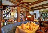Hotel Saigerhütte in Olbernhau im Erzgebirge, Restaurant
