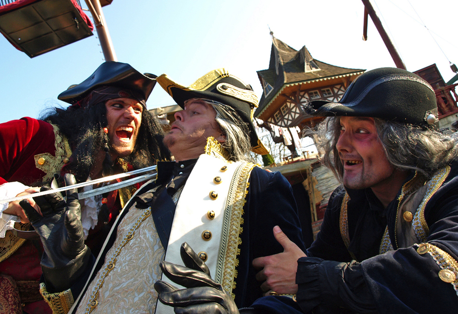 Heide Park Resort Soltau, Piratenshow