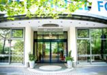City Hotel Reutlingen in der Schwäbischen Alb, Aussenansicht