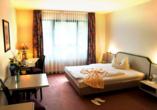 City Hotel Reutlingen in der Schwäbischen Alb, Doppelzimmer