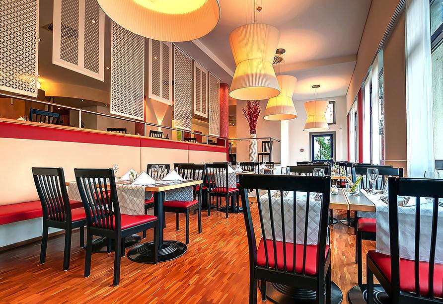 City Hotel Reutlingen in der Schwäbischen Alb, Restaurant