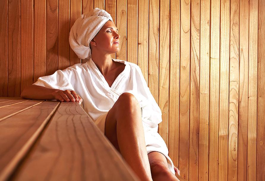 City Hotel Reutlingen in der Schwäbischen Alb, Sauna