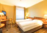 Hotel de Poort, Zimmer