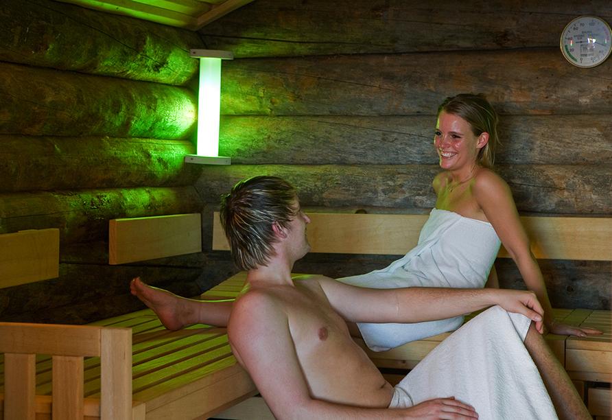 Van der Valk Hotel Hamburg-Wittenburg, Sauna