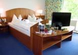 Michel Hotel Karoli Waldkirchen Bayerischer Wald, Zimmerbeispiel