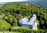 Michel Hotel Karoli Waldkirchen, Vogelpespektive